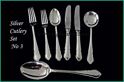 Silver-cutlery-set-no-3-high-tea-hire-napier