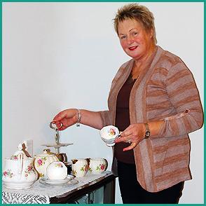 Maggie - High Tea Hire Napier NZ