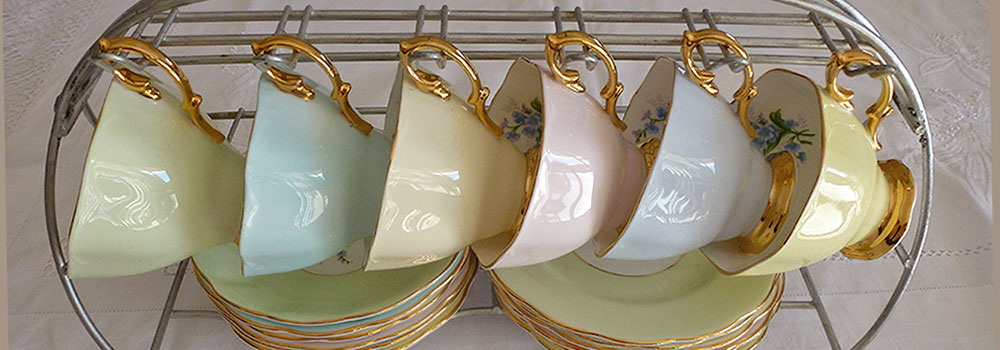 Royal Albert pastel cup saucer plate sets from Highteahire.co.nz