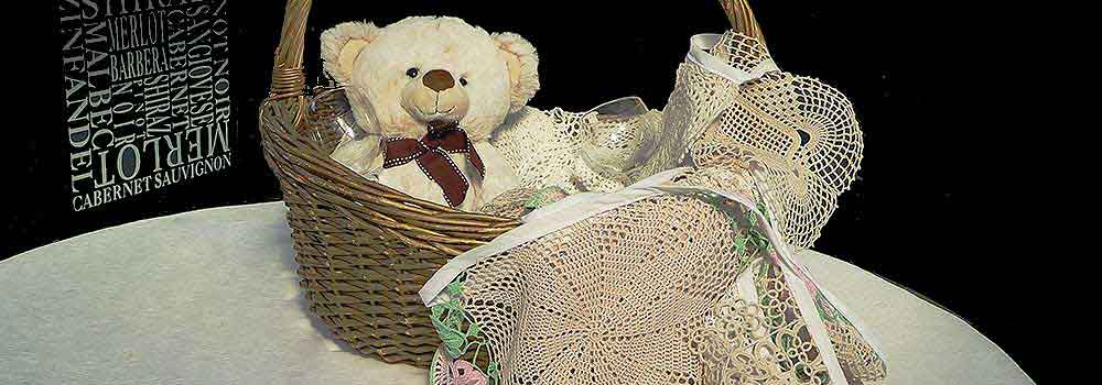 Baby shower toys as props for your party with High Tea Hire