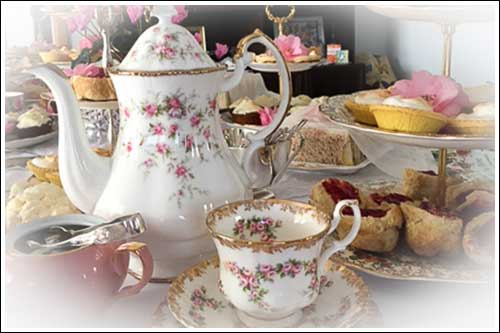 Bridal-Shower-High-Tea-Hire-Napier