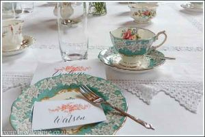 Enchantment-Royal-Albert-Vintage-Table-setting-Hire-High-Tea-Napier-NZ