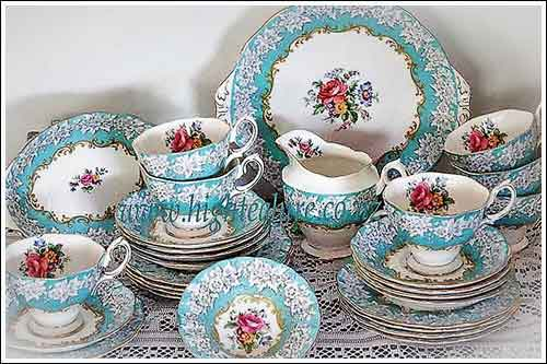 Enchantment-cup-sets-for-party-hire-high-tea-napier