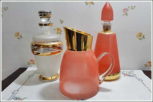 Art-Deco-Decanters-party-event-high-tea-hire-napier-new-zealand