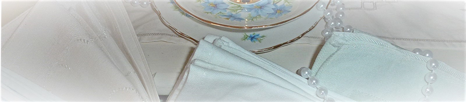 Assortment Table napkins