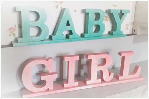 Baby-Shower-Girl-Sign-high-tea-hire-napier-nz