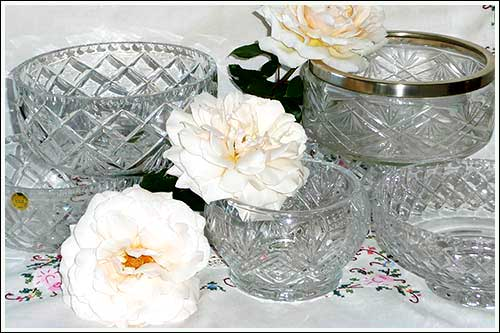 Crystal-bowls-for-hire-vintage-china-hire-napier-nz
