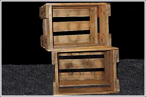 Old-beer-crates-for-event-hire-high-tea-napier-new-Zealand
