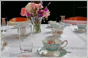 Setting-for-the-Mission-Garden-Party-vintage-High-Tea-Hire-China