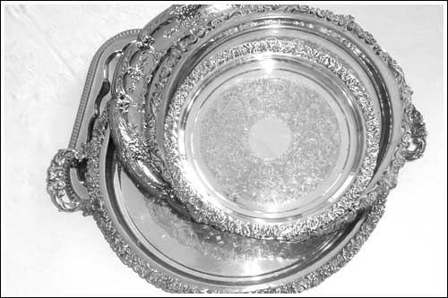Silver-Salvers-and-trays-party-high-tea-hire-napier-New-Zealand