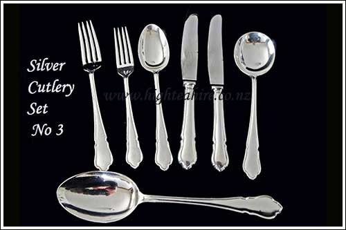Silver-cutlery-set-no-3-high-tea-hire-napier
