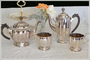 Silver-teapot-set-High-Tea-Hire-party-Napier-New-Zealand