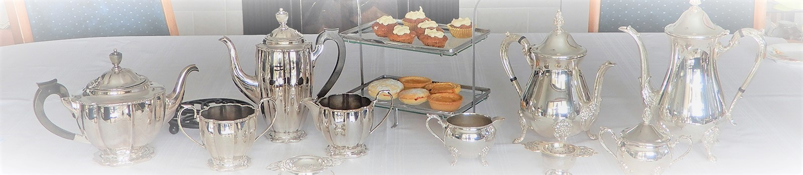 Silverware for high tea hire napier nz (2)