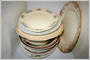 Vintage-Large-Serving-Trays-for-hire-High-Tea-Napier-NZ