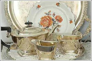 Vintage-Silver-and-antique-china-events-High-Tea-Hire-Napier-NZ
