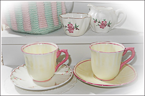 Hire small childrens birthday cups from High Tea Hire Napier NZ