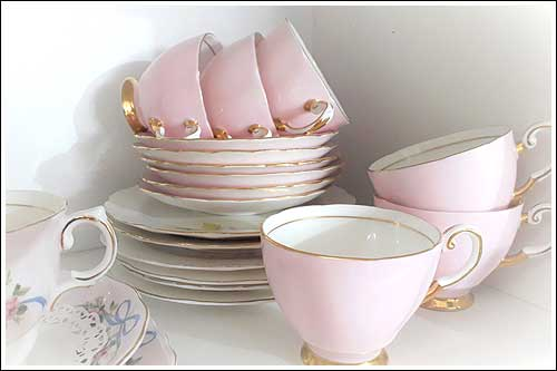 Hire childrens party pieces from High Tea Hire Napier