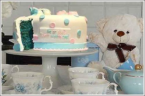 high tea hire baby shower napier nz