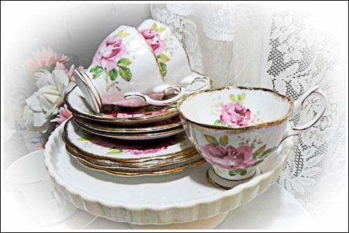 Birthday Hirage high tea hire napier nz