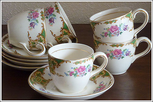 High tea hire napier New Zealand china tea cup sets for children birthday party