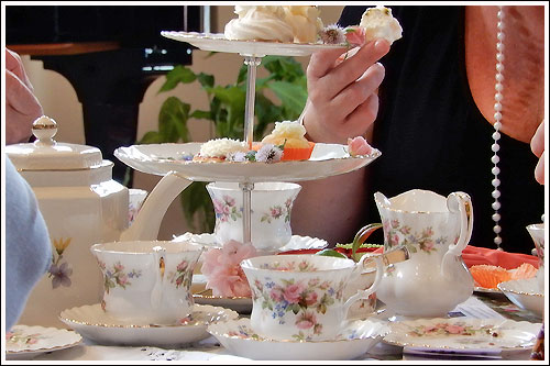 High-Tea-with-Vintage-china-hire-napier-nz