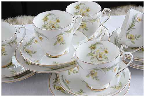 Evesham-Royal-Grafton-Tea-set-for-high-tea-hire-Napier-NZ